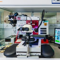 ENT-EPITAXY DIVISION HAS ACQUIRED FUNDING IN THREE PRESTIGIOUS RESEARCH PROJECTS